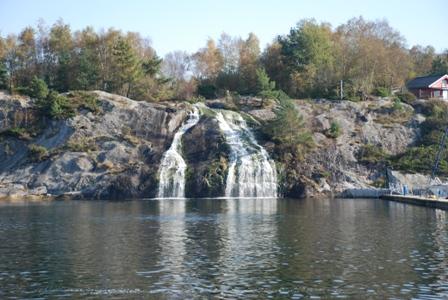 Homersok Waterfall